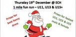 Christmas Fun Run 2019