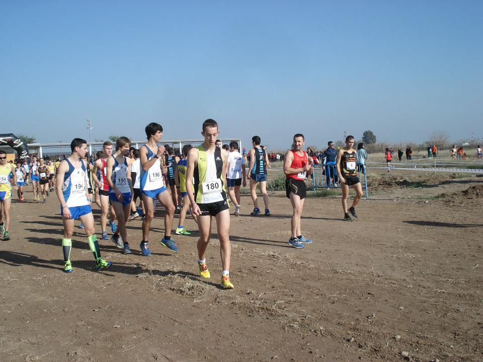 Cross Country Spain