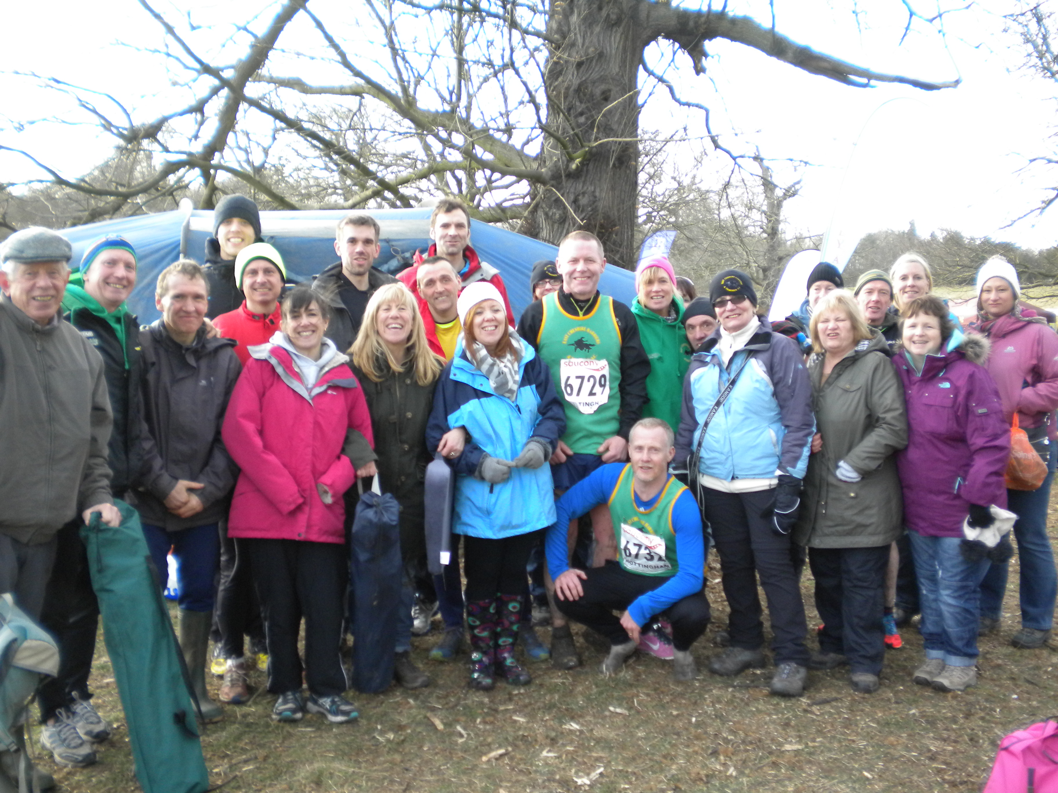 National Cross Country Championships 2014
