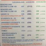 ECH fees
