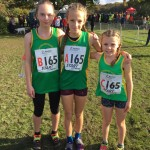 Under 13 girls Sheffield