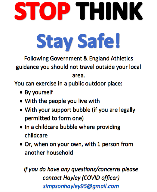 Stop Think Stay Safe